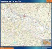 mapa provincia la rioja