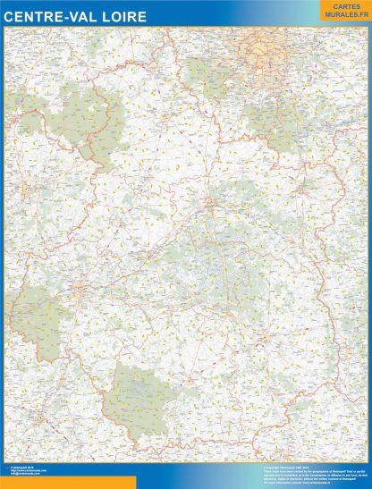 Region Centre Val Loire gigante