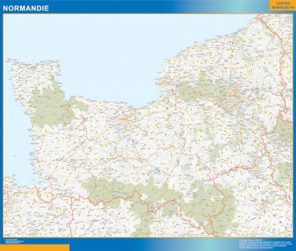 Region Normandie gigante