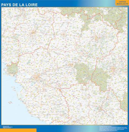Region Pays de la Loire gigante